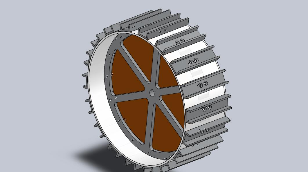 mars rover wheels design - photo #9